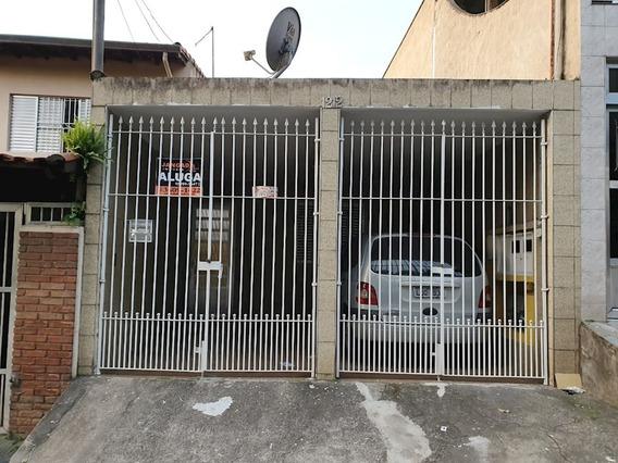 Casa Para Alugar No Jaguaribe - 11348