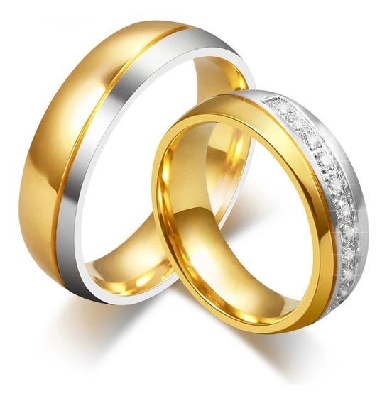 Anillos Alianza Ilusion Amor Pareja Compromiso Matrimonio