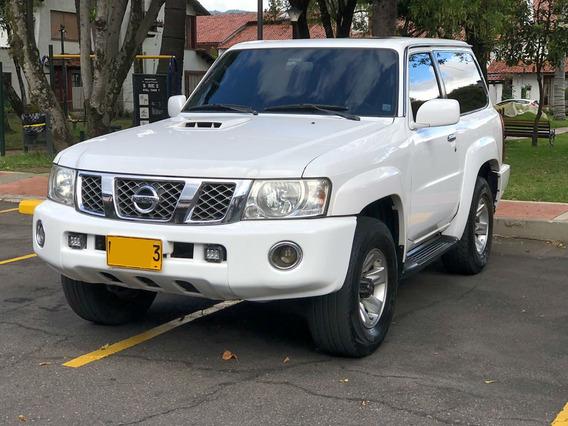 Nissan Patrol Sgl Mt 3000cc 4x4 Td