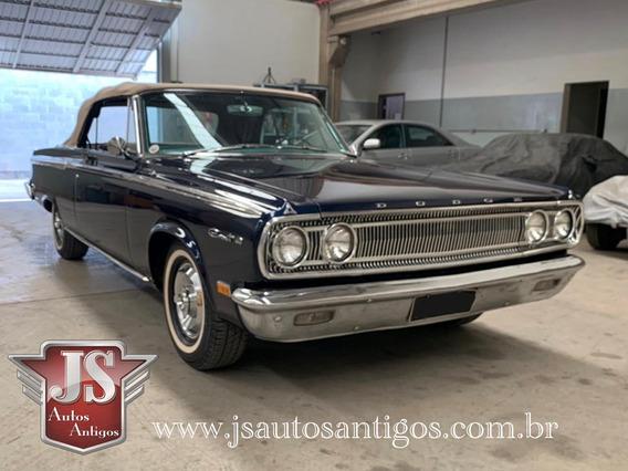 Dodge 1965 Coronet Conversivel V8