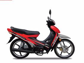 Moto Axxo Freedom 125cc Año 2018