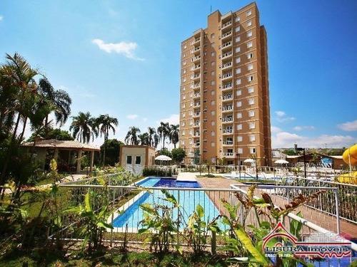 Apartamento No Garden Family Club Para Venda Jacareí Sp - 7709