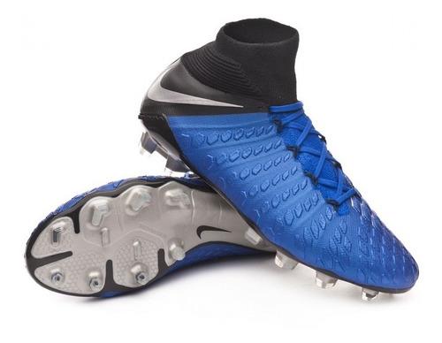 módulo Calma limpiar  Botines Nike Hypervenom 3 Elite Df Fg Acc Alta Gama C Nat | Mercado Libre
