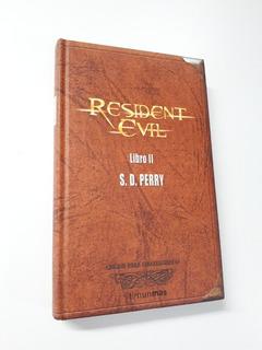 Sd Perry - Resident Evil Libro 2 Tapa Dura Coleccionista
