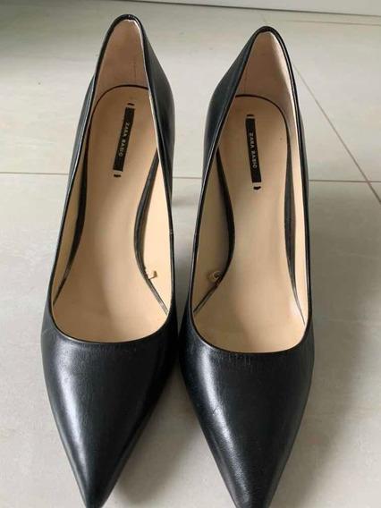 Zapatos Zara Estílenos Negro