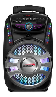 Parlante Sentey Beat Road 3000w Wireless Bluetooth Rgb Fest