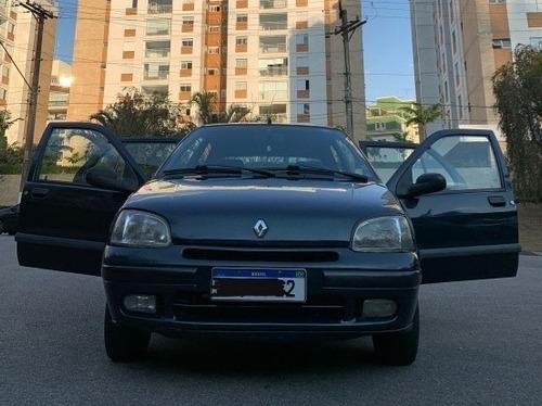 Imagem 1 de 9 de Renault Clio Rt 1.6 1997 8v