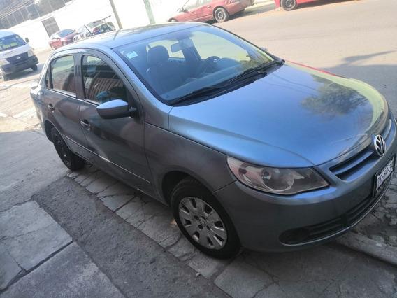 Volkswagen Gol 1.6 Comfortline Mt 4 P 2011