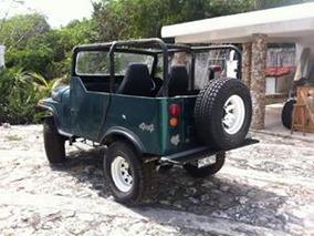 Jeep Cj 5 - En Vías De Restauración