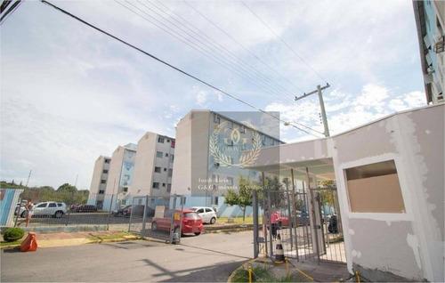 Apartamento Com 2 Dormitórios À Venda, 37 M² Por R$ 115.000 - Rubem Berta - Porto Alegre/rs - Ap0172