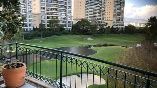 Imagen 1 de 22 de Venta Departamento Club De Golf Bosques, Lomas De Vista Herm