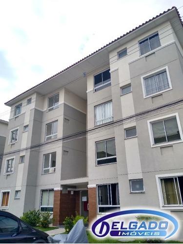 Apartamentos  Com 2 Quartos Em Condomínio Fechado  No Areal - 113 - 34801061