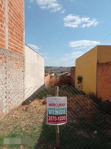 Imagem 1 de 3 de Terreno À Venda, 125 M² Por R$ 87.000,00 - Jardim Marília - Bauru/sp - Te1422