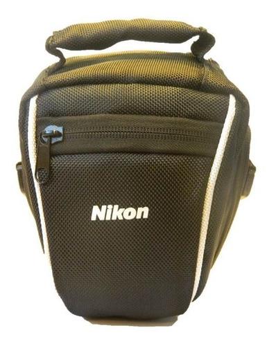 Bolso Nikon Para Modelos Coolpix B500, B700, Etc