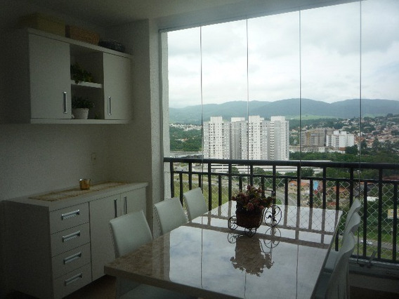 Apartamento No Condomínio Forest - Jardim Ana Maria - Jundiaí - Ap01982 - 32061633