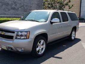 Chevrolet Suburban C Piel Dvd (((seminueva)))