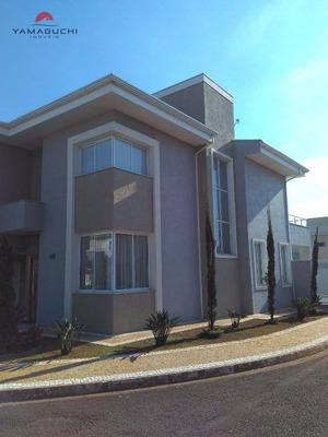 Casa Residencial À Venda,247 M², Condomínio Santa Isabel, Paulínia. - Codigo: Ca0161 - Ca0161
