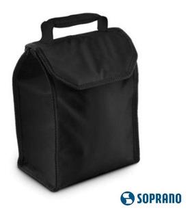 Bolsa Térmica Cooler Pop 4,2 Litros Preta Soprano