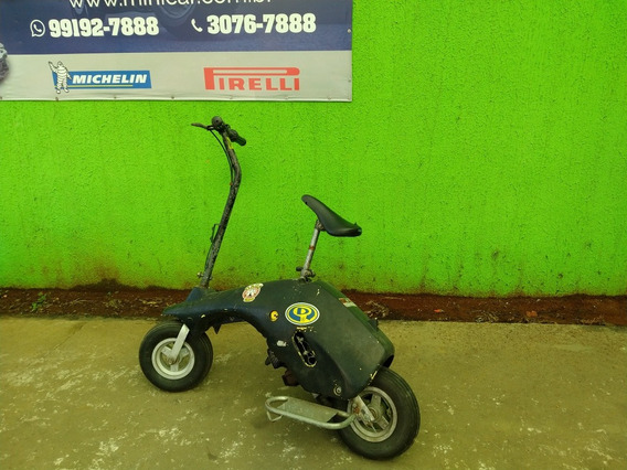 Cytimachine Scooter 50cc 2 Tempo