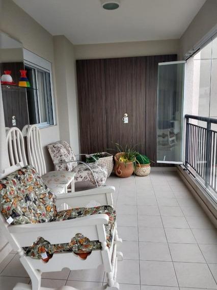 Apartamento Com 4 Dormitórios À Venda, 147 M²- Baeta Neves - São Bernardo Do Campo/sp - Ap63210