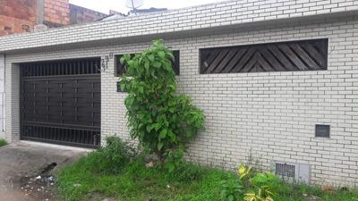 Casa Com 3 Quatos Sendo Uma Suite