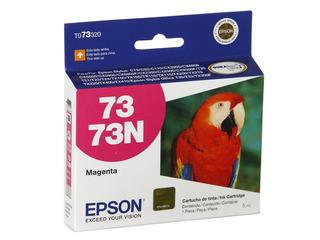 Cartucho Epson T73 Magenta - Original - T073320