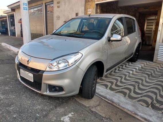 Renault Sandero 1.6 Privilegé 2012 - Completo