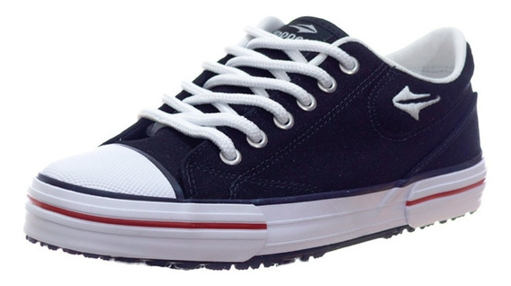 Zapatilla Topper Nova Low Clasica Lona Unisex Art 83301