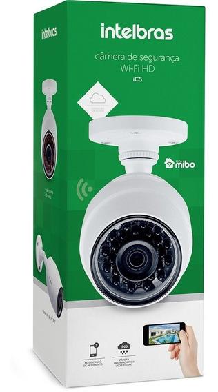 Câmera De Segurança Wi-fi Hd Mibo Ic5