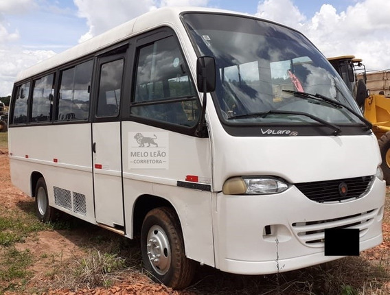 Micro Ônibus Urbano Marcopolo Volare A-6 Lotação - 01/01 *