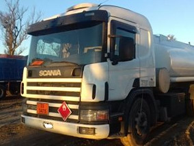 Scania P94 310 Chasis