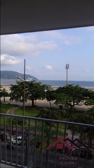 Apartamento - Temporada - Gonzaga - Frente Mar - 1278