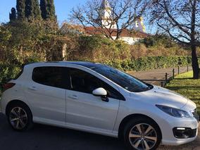 Peugeot 308 Feline Thp Tiptronic Nueva Gama Igual A Un Okm