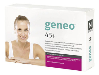 Natufarma Geneo Beauty + 45 X 30 Comp.