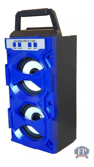 Caixa Som Bluetooth Amplificada Torre Mp3 Fm Usb Sd Pc 500w