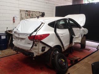 Sucata Hyundai Ix35 2015 2016 (retirada De Peças)