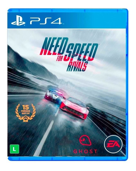 Need For Speed Rivals Ps4 Original**1