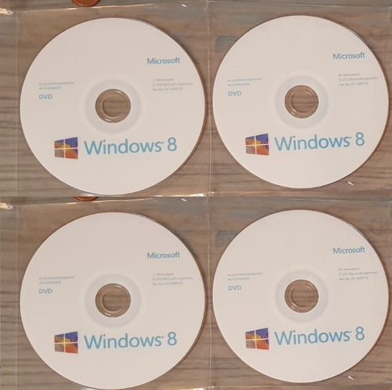 Cd Install Wind©ws 8.1 + Drivers Completo Portugues 32/64