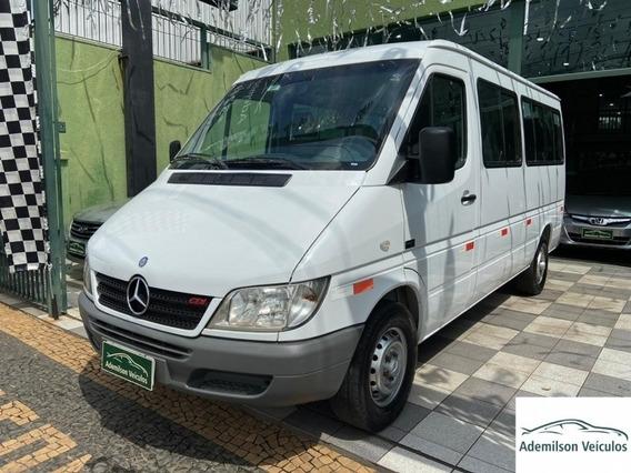 Sprinter 2.2 3550 Van Street 313 Cdi Diesel 3p Ma 2010/2011