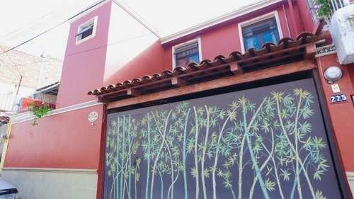 Linda Casa Llena De Hermosos Detalles En San Antonio Tlayacapan