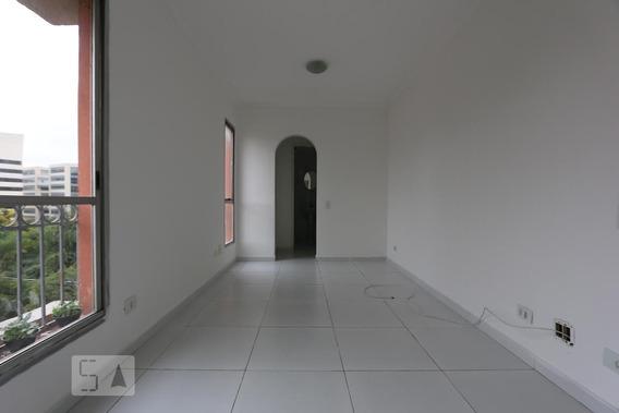 Apartamento No 6º Andar Com 1 Dormitório E 1 Garagem - Id: 892946130 - 246130