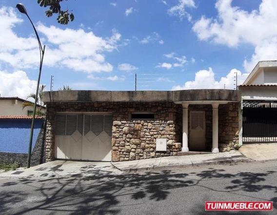 Casa, En Venta, Clnas De Santa Mónica, Caracas Mls 19-16526