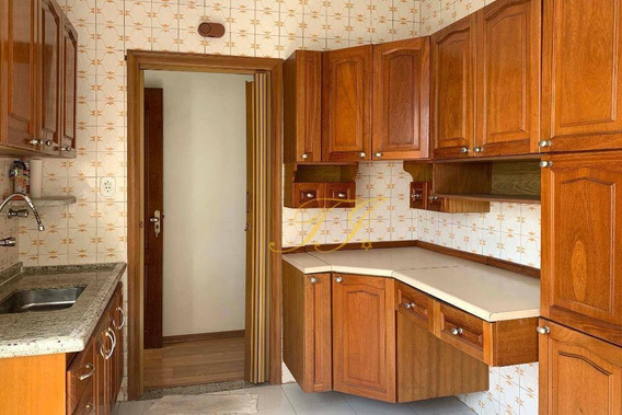 Apartamento Com 1 Dormitório Para Alugar, 62 M² Por R$ 1.100/mês - Centro - Guarulhos/sp - Ap0158