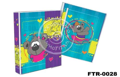 Folders Mediano Ref. Ftr-mhotitas-tam: (95//20,5x24,8 Cm)