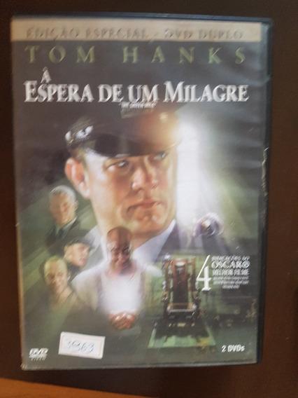 A Espera De Um Milagre - Duplo Original Frete $9