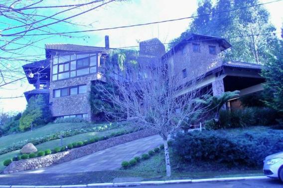 Casa Residencial À Venda, Lago Negro, Gramado. - Ca0050