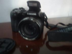 Uma Câmera Digital Samsung 4.0 104 Omm 1.3.1-59 22.3mm