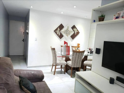 Imagem 1 de 12 de Apartamento Com 2 Dormitórios À Venda, 54 M² Por R$ 320.000,00 - Casa Verde Alta - São Paulo/sp - Ap1125