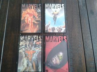 Hq Marvels - Série Especial Em 4 Episódios