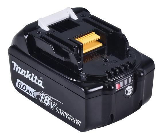 Bateria De Li-ion De 18 V E 6. 0 Ah Bl1860b Makita